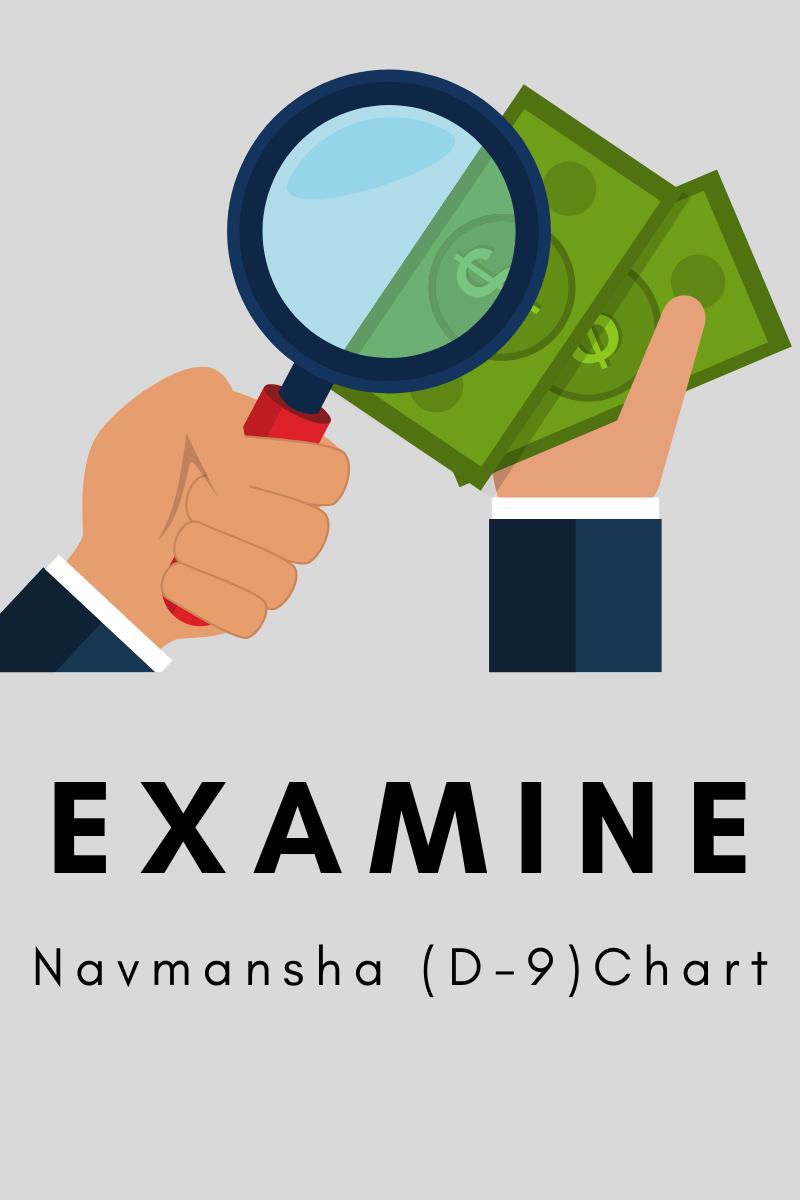 Examine Navmansh Chart